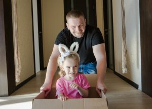 A family moving to Montgomery County
