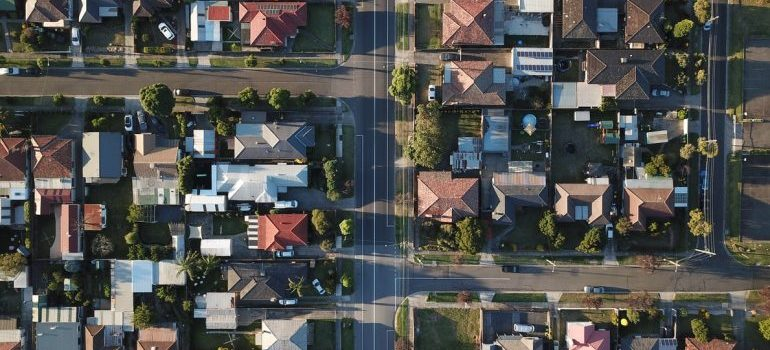 A DC neighborhood