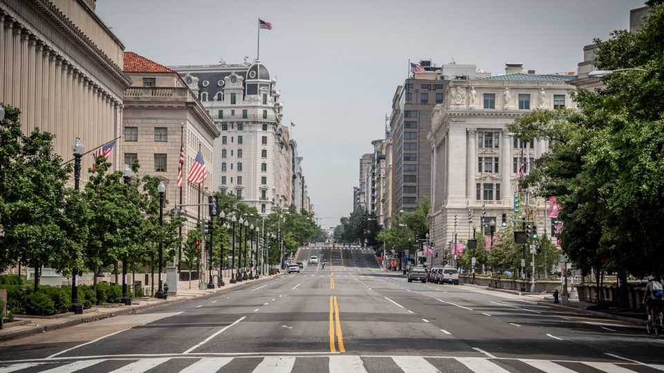 tips to help you settle in Bethesda by walking in the street